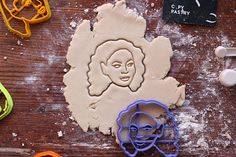 Beyonce Cookie Cutter