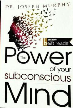 Joseph Murphy, Self Development Books, Subconscious Mind, Mindfulness, Reading, Books, Word Reading, The Reader, Reading Books