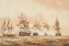 The Battle of Lissa 1812