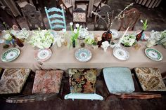 Vintage Open House :: Vista West Ranch :: Dripping Spring, Texas :: Petal Pushers :: Amelia Tarbet Photography