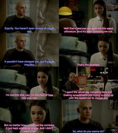 Red Band Society S01E06 - Ergo Ego on Lifetime.. Leo and Emma♡ sometimes what we know has a battle with what we feel..