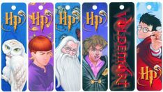 Zakładki Cool Bookmarks, Harry Potter References, Harry Potter Merchandise, Harry Potter Magic, Mischief Managed, Conceptual Art, Nostalgia, Movie, Cool Stuff