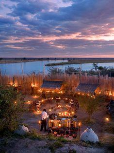 Zambezi Queen, Chobe National Park, Botswana