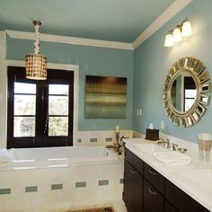 1000 Images About Blue Brown White Bathroom On Pinterest Blue Brown