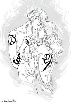 Emma and Julian