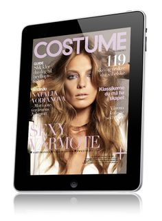Costume is a high-end fashion magazine published in Norway and everything we write about has a fashion point of view. We make high-end fashion available and affordable, but we also show you the one designer bag that's worth thousands.