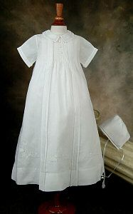 Baby Boy Christening Gown