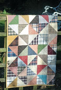Plaid Quilt Pattern Free Plaid Quilt Designs Easy Baby Quilt Patterns Plaid Quilt Patterns Quilts Plaid Quilt Patterns
