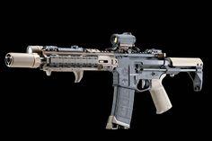 Weapons Guns, Airsoft Guns, Guns And Ammo, Ar Pistol Build, Ar15 Pistol, Ar Rifle, Battle Rifle, Submachine Gun, Custom Guns