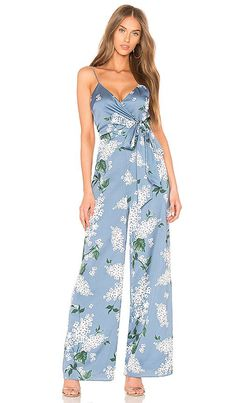 a08ff658ebc5 Keepsake This Moment Jumpsuit Floral Jumpsuit