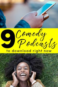 What do comedy podcasts have to do with healthy living? Everything. Laughter is powerful medicine for your physical and mental health. When life is hard, comedy can be just the healthy release you need.