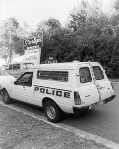 """Historic"" Australian Police cars - Page 2 - Australian Ford Forums Police Cars, Police Vehicles, Aussie Muscle Cars, Australian Cars, Car Badges, Ford Falcon, Police Station, Emergency Vehicles, Fire Engine"