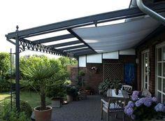 Terrassendach mit Markise