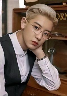 Chanyeol Cute, Park Chanyeol Exo, Kpop Exo, Exo Kai, Exo Chanyeol, Kyungsoo, Baekhyun Fanart, Exo Ot12, Chanbaek
