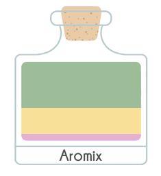 Namíchejte si svůj vlastní voňavý produkt - masážní olej, balzám na rty, kapky do nosu proti rýmě, nebo jen svou oblíbenou směs do aroma lampy.