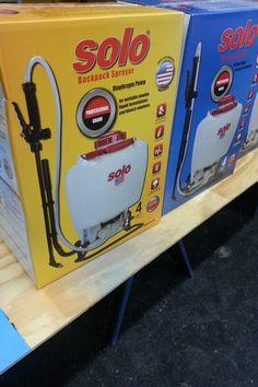 Backpack sprayer #DIY