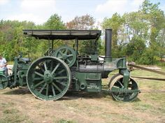 Photo Index - Buffalo-Springfield Roller Co. - Buffalo Springfield Steam Roller | VintageMachinery.org