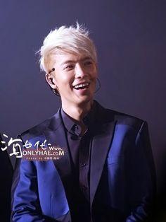 Donghae de Super junior y sus Look de Cabello a lo largo de los Años | Espacio KPOP