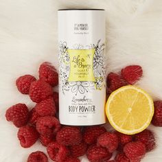 Homemade deodorant that's all natural! Just mix 1/2 cup Posh Life Body Powder and 6 tablespoons of posh life coconut oil. Perfectly Posh