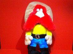 "YOSEMITE SAM PLUSH TOY LOONEY TUNES STUFFED DOLL 17"" VINTAGE WARNER BROS 1993 | Toys & Hobbies, Stuffed Animals, Warner Bros. | eBay!"