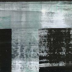 GRISAZUR: Acrílico sobre papel, 13x13 cm.Dic. 26, 2016