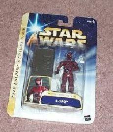 DCCollect.com - R-3PO Protocol Droid (Red C-3PO) #StarWars Saga ESB Hoth Evac 02 MOC -- -- In-stock @dccollectibles