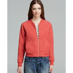 MARC BY MARC JACOBS Jacket - Willier Quilted Knit Bomber