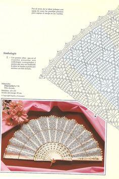 веера — Яндекс.Диск Hand Held Fan, Hand Fan, Labor, Views Album, Knit Crochet, Hold On, Crochet Patterns, Yandex Disk, Knitting