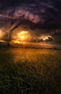 Beautiful Nature (0mnis-e: Tornado, By Can çağlar)