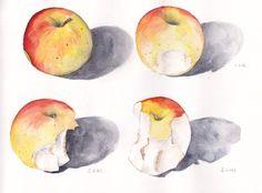Plein Air Sketches - Jane Blundell - Artist