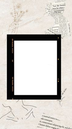 Polaroid Frame Png, Polaroid Picture Frame, Polaroid Template, Polaroid Pictures, Instagram Story Ideas, Creative Instagram Photo Ideas, Paper Background Design, Instagram Frame Template, Molduras Vintage
