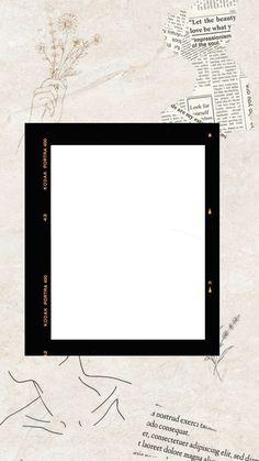 Picture Templates, Photo Collage Template, Creative Instagram Stories, Instagram Story Ideas, Polaroid Picture Frame, Polaroid Frame Png, Molduras Vintage, Polaroid Template, Instagram Frame Template