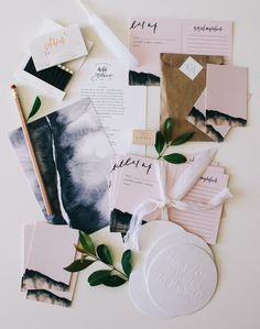 November Stationery Box from Wilde House Paper