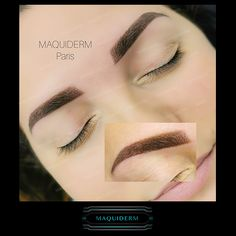 Brows, Lipstick, Shades, Beauty, Sparse Eyebrows, Permanent Makeup, Hair, Eyebrows, Eye Brows