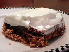 Charlie Brown Pie I hope this is what I had in school because man o man back in grade school I loved this stuff!