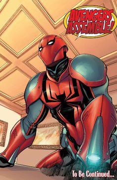 Spider-Armor MK III | Spider-Man Wiki | FANDOM powered by Wikia