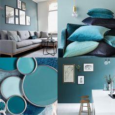 Wat doet de kleur petrol in je interieur? - Barbara E-Forest - Soaking Tubs