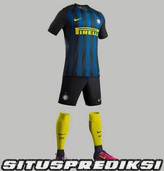 Jersey Baru Inter Milan