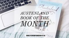 Austenland is the story of Jane Hayes, a thirty-something New Yorker who is unlucky in love. Oh and also completely obsessed with Jane Austen and Mr Darcy.