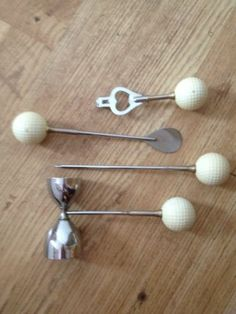 Vintage Cocktail Bar Tools Golf Ball Quirky Kitsch 70s? | eBay