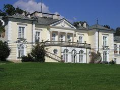 Pałac Radziwiłłów, Balice