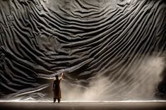 Kimie Nakano, 'Vertical Road', for Akram Khan at Sadler's Wells, photo Laurent Ziegler