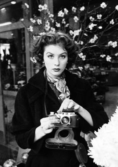 "elizabethrosemondtaylors: "" Suzy Parker photographed by Peter Stackpole, 1953. """