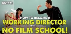 """How to Become a Working Director without Film School with Cole Walliser I've always said that """"film school"""" isn't for everyone. There is so much noise and advertising telling filmmakers that you NEED to go to #Filmmaking #DigitalFilmSchool #howtobecomeafilmmaker #filmmakingschools"""
