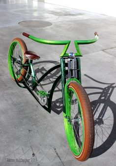 Featured Bikes Archive 1 — Kustomized Bicycle Magazine...frame by Lowlife Bikes www.lowlifebikes.com