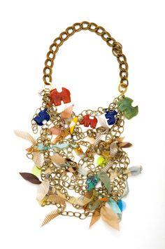 #SilviaTcherassi #Necklace