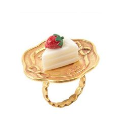 Emily Temple Cute Ring ❤ liked on Polyvore featuring jewelry, rings, accessories and lolita