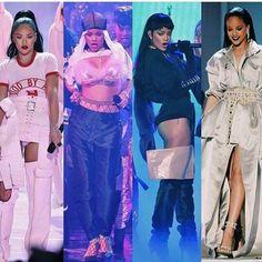 Rihanna ... Badgal Riri