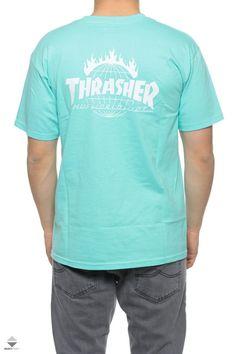 Koszulka Huf X Thrasher TDS