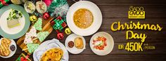 Christmas Day at Gado Gado with Chef Quib